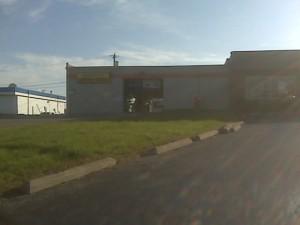 Drive-Through Liquor Store