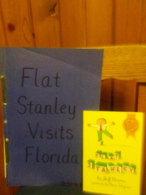 Flat Stanley Visits Florida