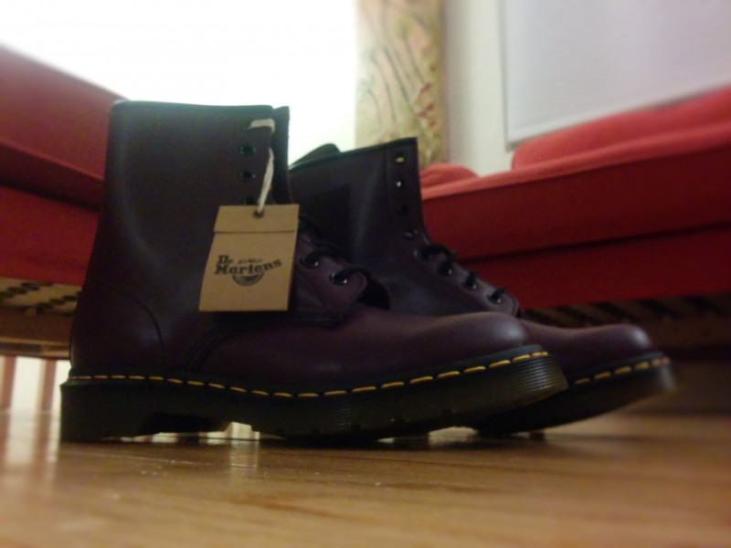 New Work Dr Martens